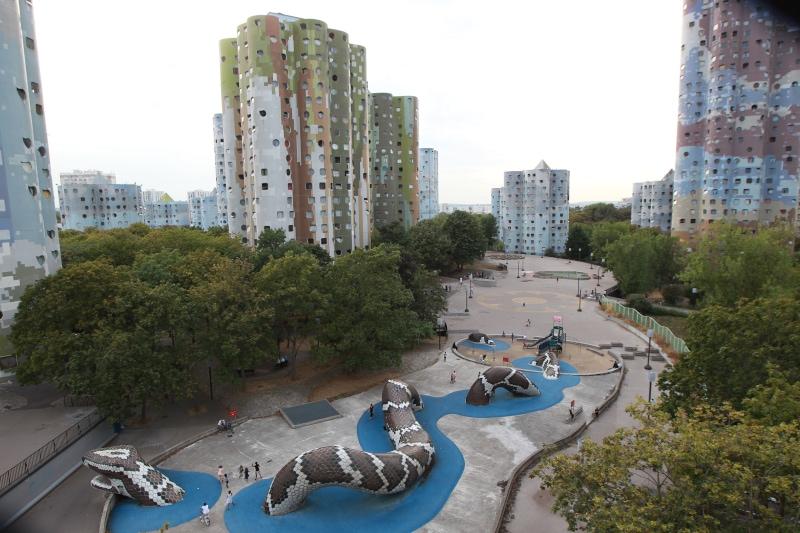 Les tours Nuages de Nanterre au cœur d'un vaste plan de rénovation