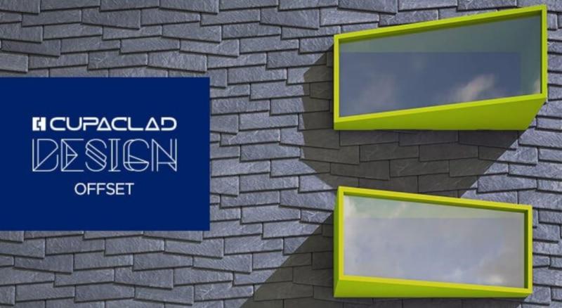 La façade ventilée en ardoise de Cupa Pizarras continue d'étoffer sa gamme