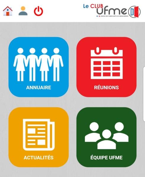 « Le Club UFME » : les fabricants de menuiserie ont une nouvelle application mobile