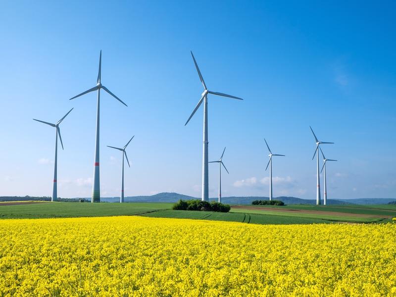 Record de production d'électricité éolienne et solaire au 1er trimestre 2019