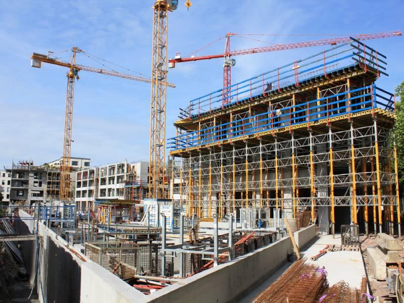 La construction de logements neufs enregistre une nouvelle baisse