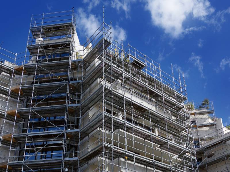 Rénovation des bâtiments : les moyens sont encore « insuffisants » pour répondre aux objectifs