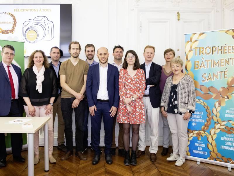 Qui sont les lauréats des Trophées Bâtiment Santé 2019 ? Batiweb