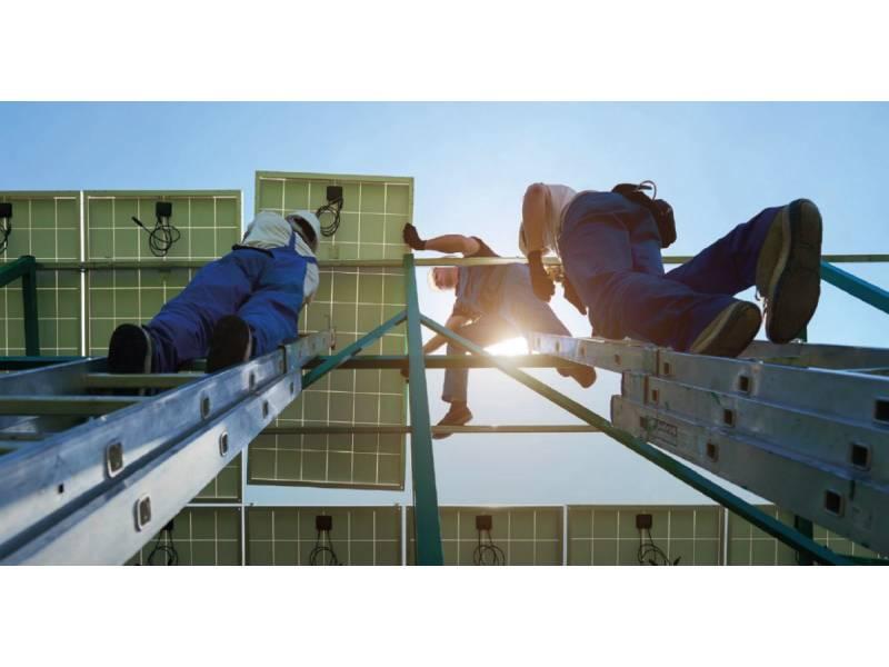 11 millions d'emplois créés dans le monde grâce aux énergies renouvelables - Batiweb