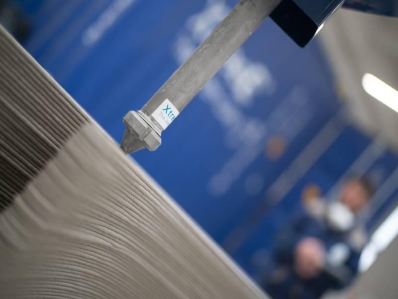 Avec Concreative, Vinci Construction se lance définitivement dans l'impression 3D