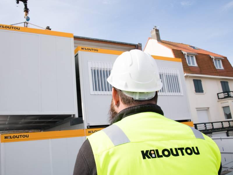 Kiloutou annonce le déploiement de son enseigne dédiée à la construction modulaire