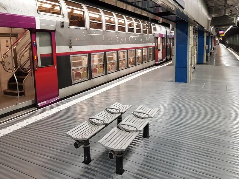 Solutions Composites, une alternative au béton pour l'accessibilité dans les gares