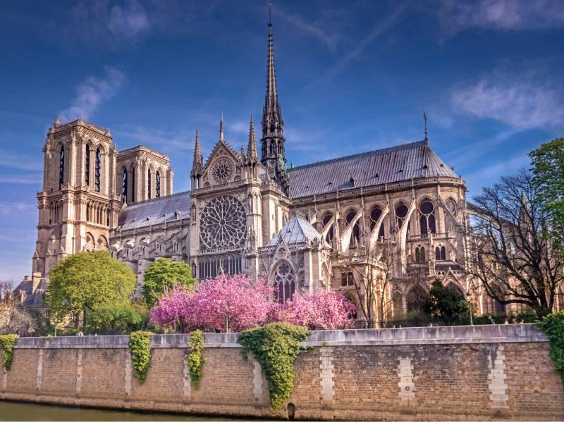Notre-Dame de Paris : le démontage de l'échafaudage de la cathédrale sera « effectif d'ici un mois »