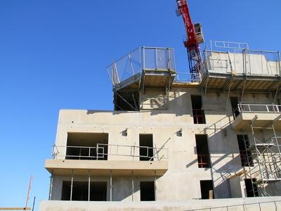Construction : les permis de construire en hausse ce dernier trimestre mais en baisse sur an Batiweb