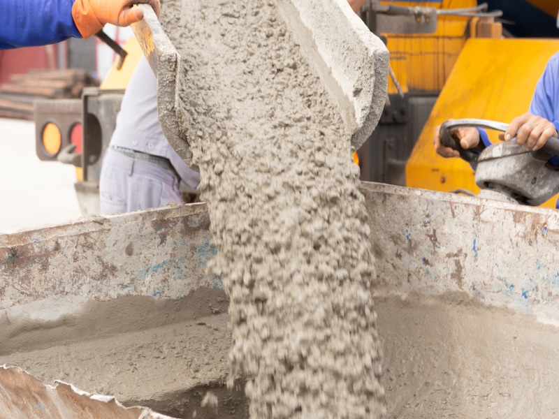 Matériaux de construction : malgré une accalmie, l'Unicem reste optimiste - Batiweb