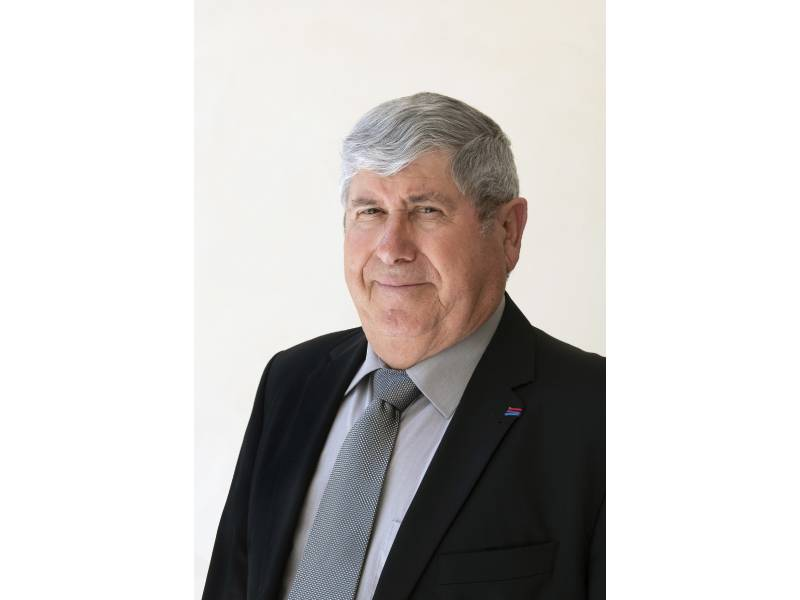 Raymond Reyes élu à la tête du CCCA-BTP - Batiweb