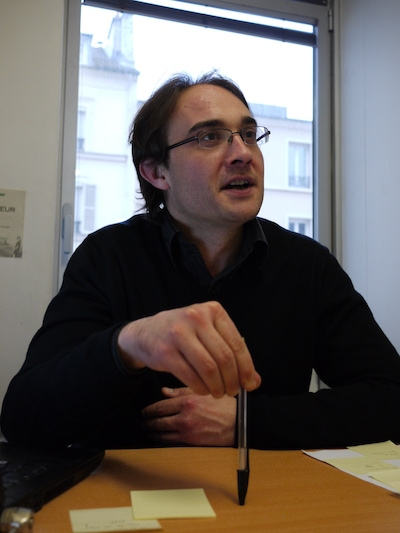 Nicolas Mérille, Conseiller national Accessibilité & Conception universelle, APF France handicap