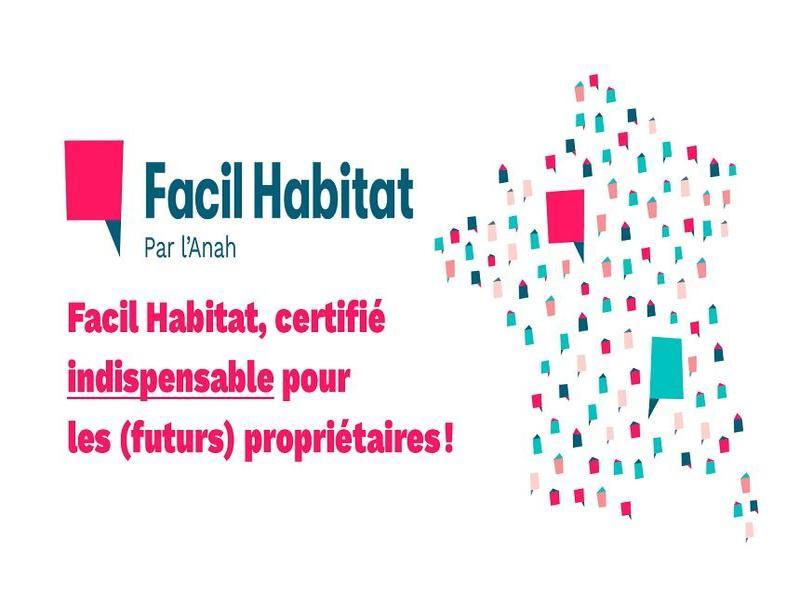 L'Anah lance le site « Facil Habitat » pour simplifier les démarches des propriétaires - Batiweb