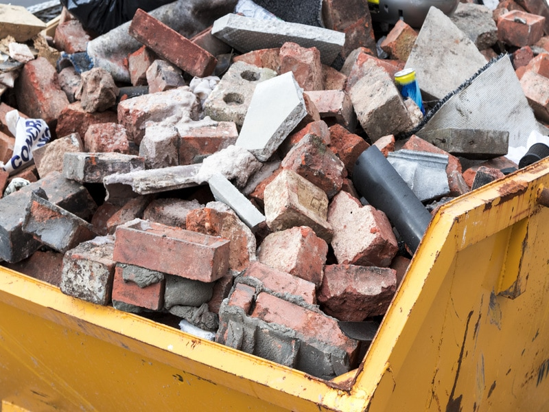 Projet de loi anti-gaspillage : la FFB réagit aux propos tenus sur les déchets du bâtiment Batiweb