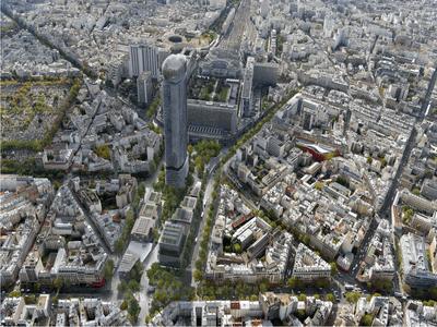 Réaménagement du quartier Maine-Montparnasse : le projet lauréat dévoilé Batiweb