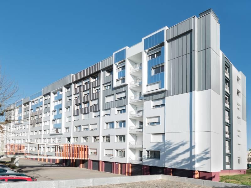 Rénovation globale d'une copropriété en territoire dijonnais