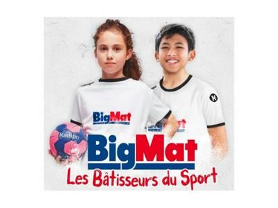 « Les Bâtisseurs du Sport », nouvelle initiative 100% sportive pour BigMat Batiweb