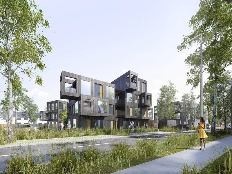 Eiffage acquiert B3 EcoDesign, spécialiste de la construction modulaire