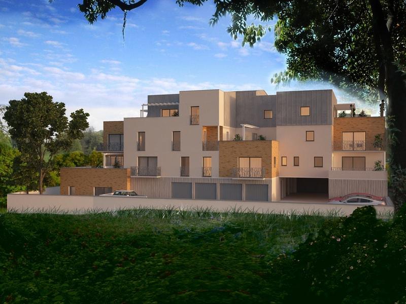Résidence Le Onze à Chartres : un chantier exemplaire en termes d'économie circulaire