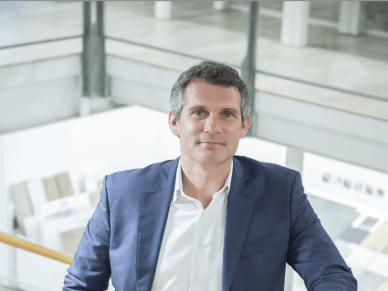 Nicolas Godet devient Directeur général adjoint de Saint-Gobain Distribution Bâtiment France