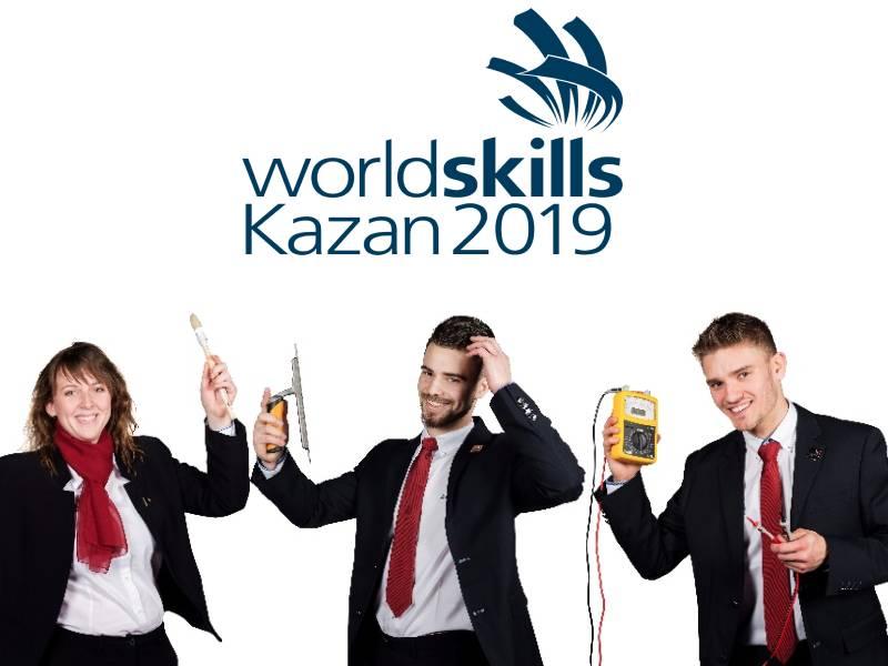 Les CFA du BTP au rendez-vous de la WorldSkills Competition