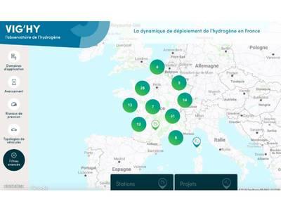 Lancement de VIG'HY, l'observatoire de l'Hydrogène en France Batiweb