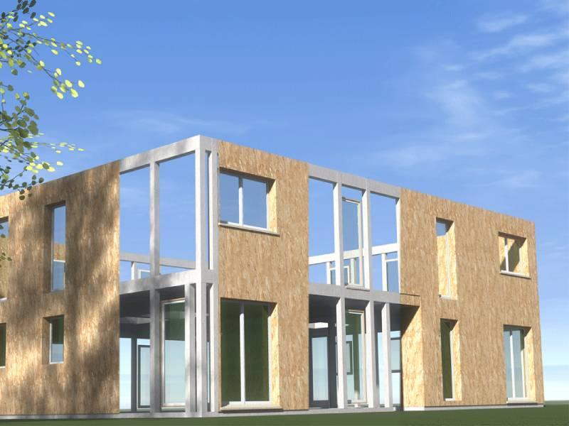 Avec B2R+, Syscobat donne naissance à la construction inversée