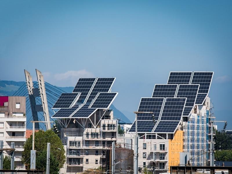 A Grenoble, le projet ABC propose l'autoconsommation collective à ses futurs habitants