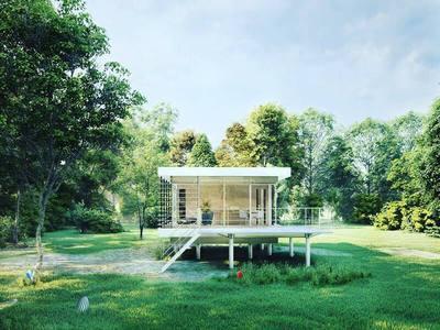 Ôzento, un concept inédit d'habitat modulaire et écologique Batiweb