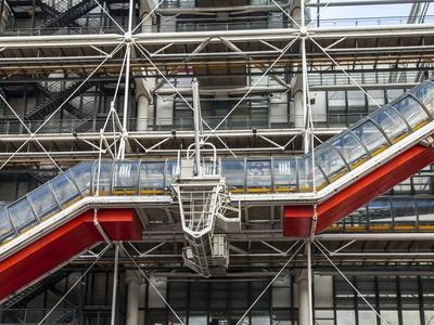 Le chantier de rénovation du centre Georges Pompidou va enfin commencer Batiweb