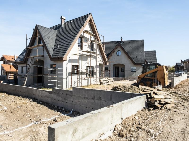 Construction : les permis de construire de nouveau en baisse