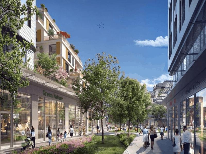 Bouygues construira le nouvel éco-quartier d'Issy-les-Moulineaux - Batiweb