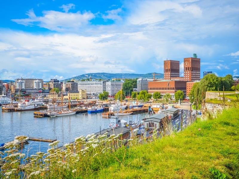 La ville d'Oslo veut réduire de 95% ses émissions de CO2 d'ici 2030 Batiweb