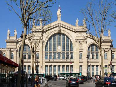 Des architectes s'insurgent contre un projet de centre commercial à la Gare du Nord Batiweb