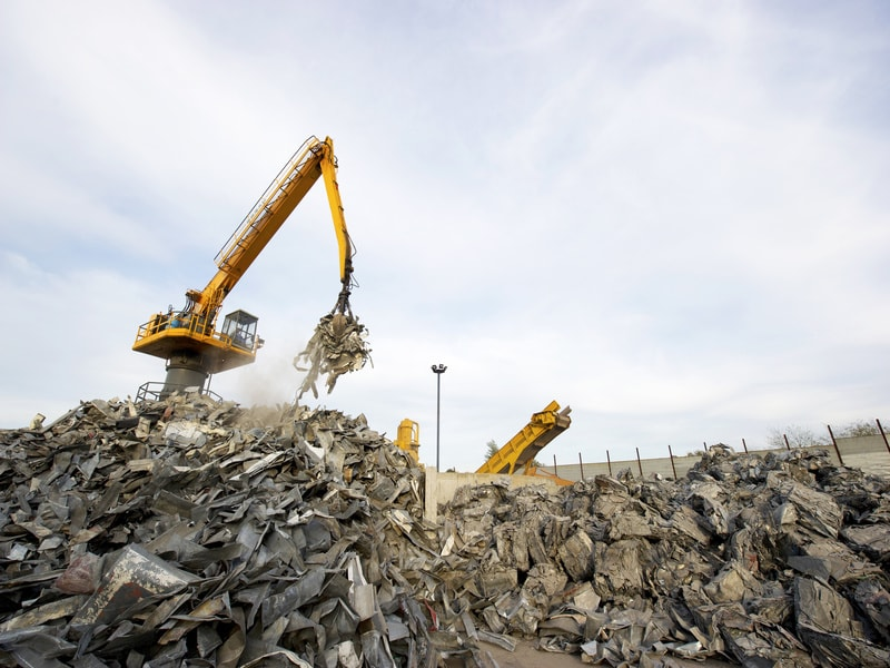 Déchets du bâtiment : le gouvernement annonce des mesures pour lutter contre les décharges sauvages Batiweb