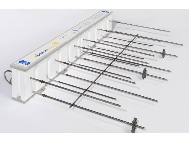 Schöck met à disposition une FDES pour ses rupteurs de ponts thermiques en ITI