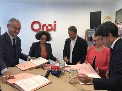 Orpi et l'Etat signent un deuxième « Green Deal » Batiweb