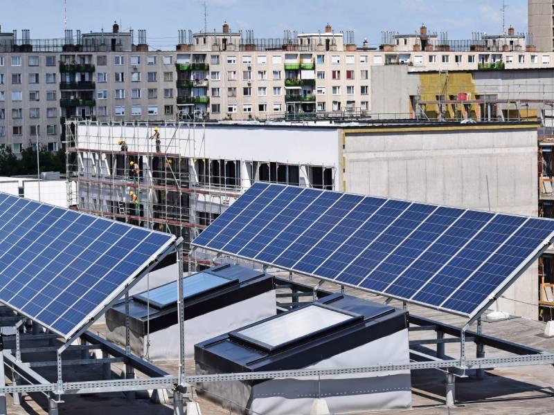 « Sol Solidaire », une association mêlant « social et renouvelable »