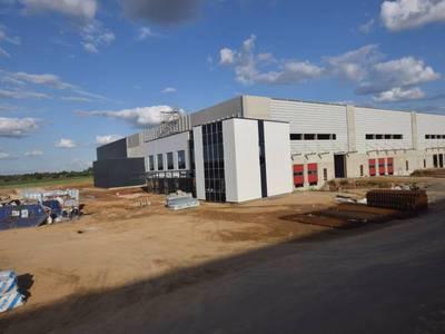 Toupret se dote d'un nouveau site industriel Batiweb