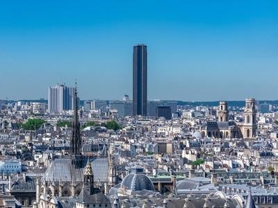 Surélévation de la Tour Montparnasse : des opposants appellent à abandonner le projet Batiweb