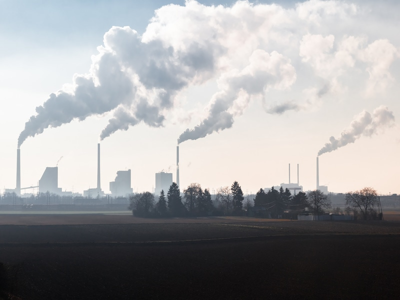 Malgré une baisse des émissions de CO2 en 2018, la France encore loin d'atteindre ses objectifs