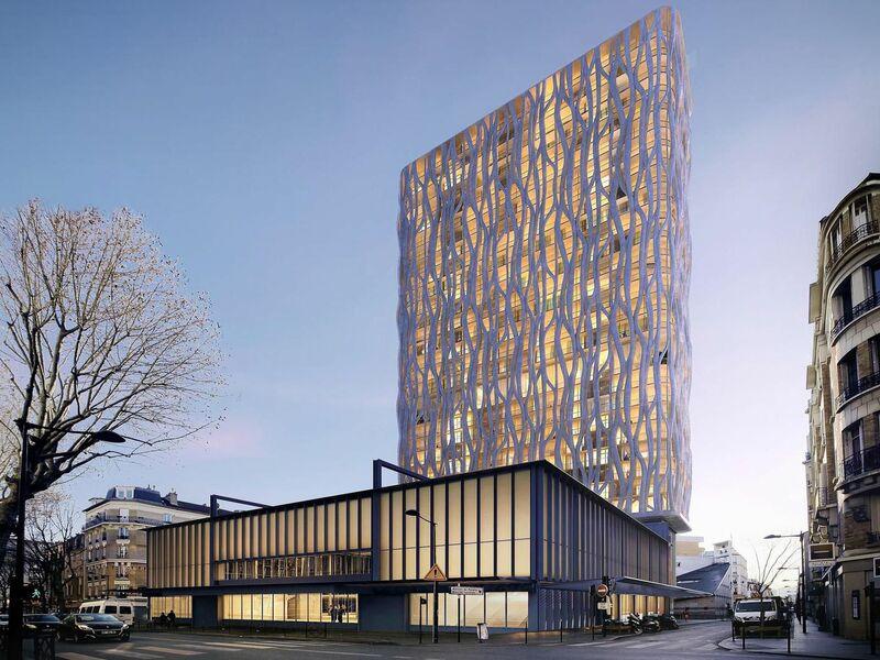 Le ministre de la Culture prend position contre le projet de tour sur la Maison du Peuple de Clichy