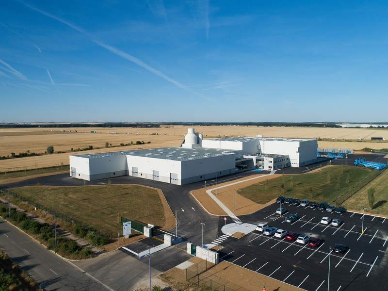 KP1 se dote d'une nouvelle usine de prémurs à Vernouillet (28) pour mieux desservir l'Île-de-France - Batiweb