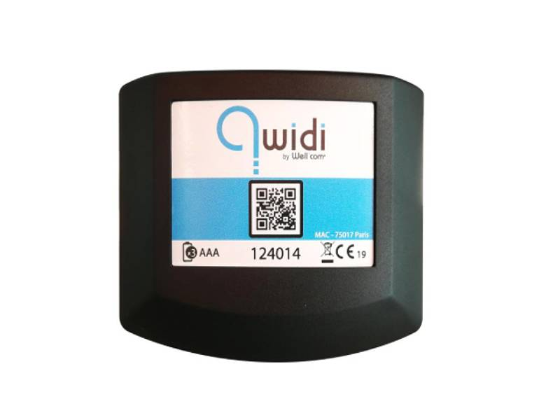 France Fermetures présente son nouveau service connecté Qwidi - Batiweb