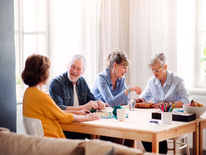 CAZAM, nouvelle offre de logement à destination des seniors Batiweb