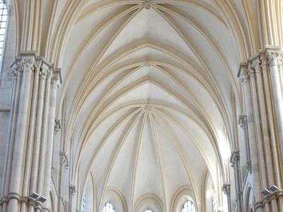 À Vézelay, la basilique restaurée dans les règles de l'art Batiweb