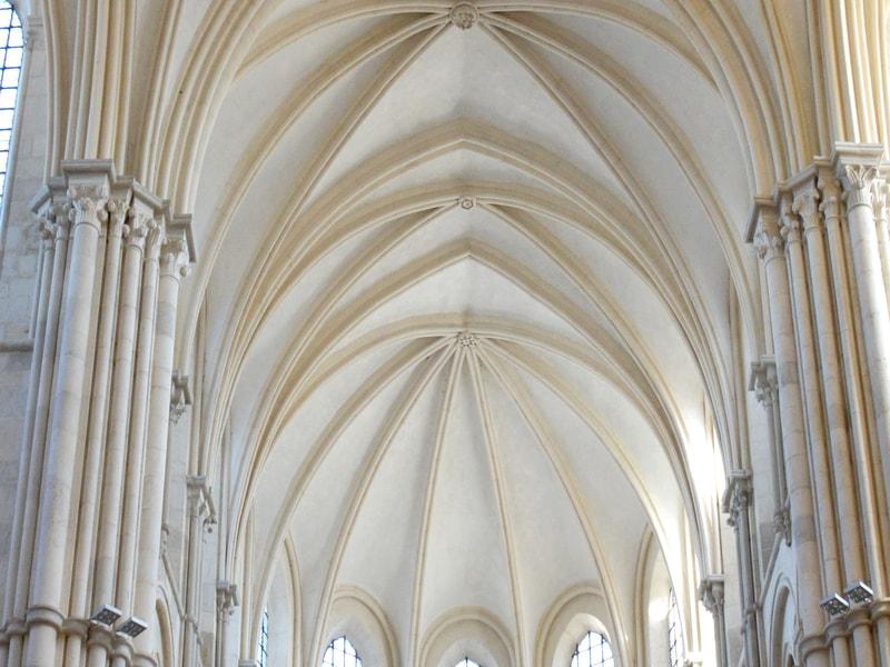 À Vézelay, la basilique restaurée dans les règles de l'art