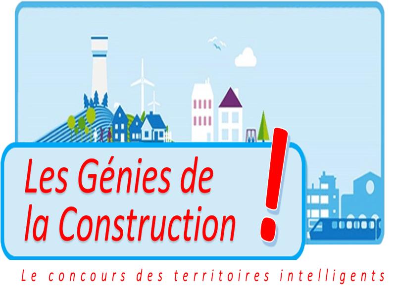 La 16ème édition des Génies de la Construction est lancée !
