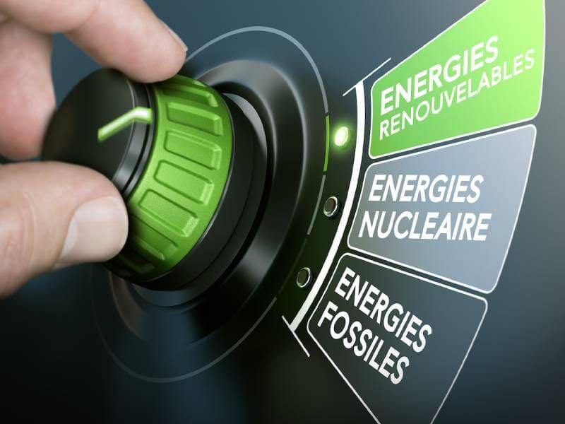 Un douzième des investissements de la France concerne la transition énergétique