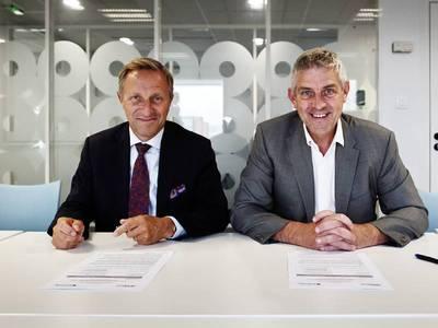 Nouveau partenariat entre Eurovia et l'OPPBTP en matière de prévention Batiweb